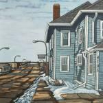 """""""Crockett House"""" by wolodko"""