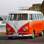 """VW Surfer Bus"