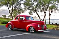 1940 Ford Coupe 'Seaside Parkway'_HDR
