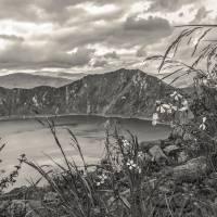 Quilotoa Lake Latacunga Ecuador Art Prints & Posters by Daniel Ferreira-Leites