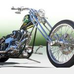"""Custom Motorcycle I_HDR"" by FatKatPhotography"