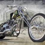 """Green Chopper II_HDR"" by FatKatPhotography"