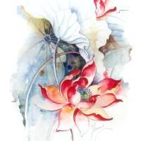 Guarding the Secret Passage Art Prints & Posters by Anna Ewa Miarczyńska