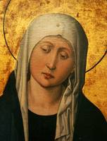 Our Lady of Sorrows Virgin Mary Catholic Picture