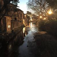 Canal in Kyoto
