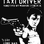 """Taxi Driver bw"" by DanAvenell"