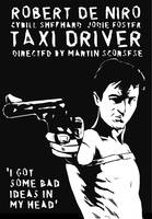Taxi Driver bw