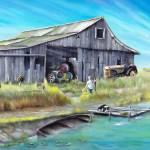 """""""old-barn"""" by AnthonyBoyle"""