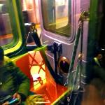 """nyc.subway"" by RubinoFineArt"