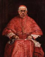 Pope Francis Renaissance Man Classic Treatment