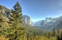 Day 16 - Tunnel View of Yosemite Valley