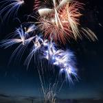 """Lake Pflugerville Fireworks - 3"" by Gold41"