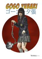 Kill Bill - Gogo Yubari  (version 2)
