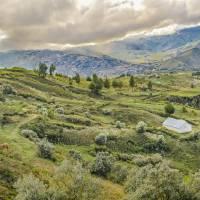 Andean Rural Scene Quilotoa, Ecuador Art Prints & Posters by Daniel Ferreira-Leites