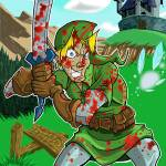"""Mad Link"" by BrandyTatts"