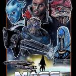 """Mass Effect"" by BrandyTatts"