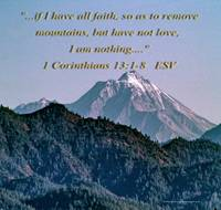 Faith Enough to Move Mountains