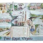 """Front Royal Landmarks"" by Bennecelli"