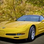 """2003 Corvette Z06 B_HDR"" by FatKatPhotography"