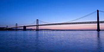 Oakland Bay Bridge, San Francisco, California