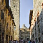 """A Walk Through San Gimignano"" by PaulCoco"