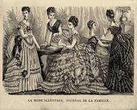 Victorian Ladies at a Reception 1