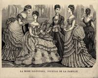 Victorian Ladies at a Ball 1