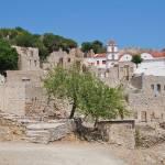 """""""Mikro Chorio ruins, Tilos"""" by DavidFowler"""