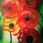 """""""Fiori astratti in fiore"""" by GHunter"""