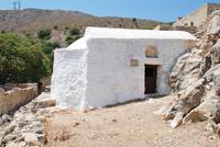 Church of Christ The Saviour, Tilos