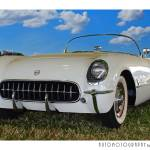 """1954 Chevrolet Corvette"" by Automotography"