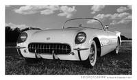 1954 Chevrolet Corvette BW