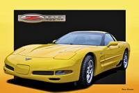2003 Corvette Z06 '50th Anniversary' Ib
