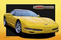 2003 Corvette Z06 '50th Annivesrary' VIIb