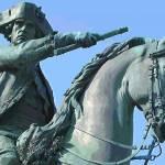 """vienna statue-bronze-Historic monument landmark"" by rogueart"