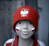 Polish Football Mannequin