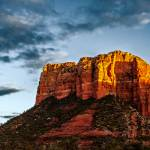 """Sedona Sunsets Rock 4FX"" by robgerman"