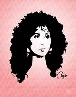 Cher | Moonstruck | Pop Art
