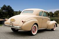1940 LaSalle 5027 Coupe 4