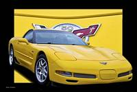 2003 Corvette Z06 '50th Anniversary' VIIa