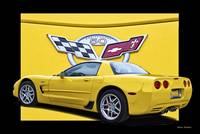 2003 Corvette Z06 '50th Anniversary' VI