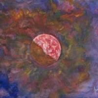 Rose Moon Art Prints & Posters by Paul Chenoweth