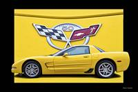 2003 Corvette Z06 '50th Anniversary' IV