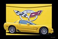 2003 Corvette Z06 '50th Anniversary' V