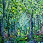 """""""Summer Wood II"""" by SagittariusGallery"""