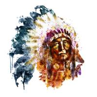 Native American Chief