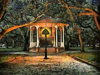 The Haunted Gazebo