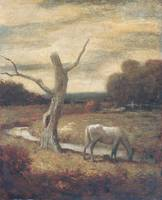 Autumn Meadows , Albert Pinkham Ryder