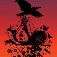 Strange Trip Through The Sky Art Prints & Posters by John Schwegel