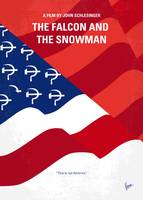 No749 My The Falcon and the Snowman minimal movie